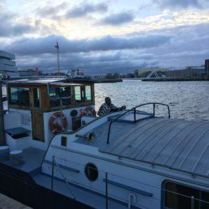 Départ du Havre de la résidence fluviale – Opus II