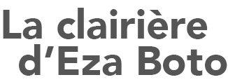 La clairière d'Eza Boto