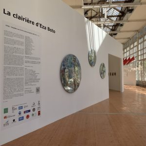 Exposition La clairière d'Eza Boto – Opus I